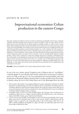 Improvisational-Economies-Coltan-production-in-the-eastern-Congo