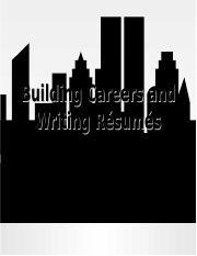Ch. 15 - Resumes.ppt