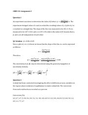 CHEE 231 Assignment 2 solutions.pdf