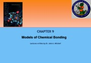 Chapter 9 Models of Chemical Bonding 2