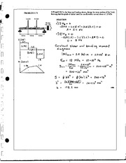 559_Mechanics Homework Mechanics of Materials Solution