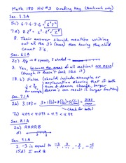 Homework 3 Solution on Fundamentals of Arithmetic