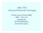EML 5562-PackagingOverview-Electrical