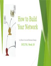 How to build your network.pptx
