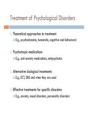 of Psychological Disorders Part 2_midterm review_6-2-14