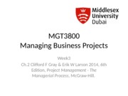 MGT3800 Wk3 Lecture