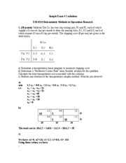ESI6314_sample_exam2_fall10_solutions