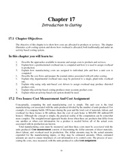 TG Management Accounting Chapter 17
