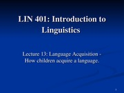 Lecture_13_-Language_Acquisition