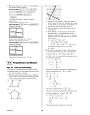 Pre-Calculus Homework Solutions 72