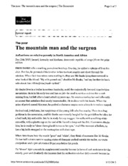 the mountain man and the surgeon.pdf