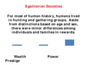 Political Soc 4 - Power and Culture - Anthropology