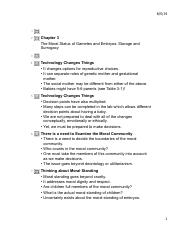 Chapter 3 Text Outline