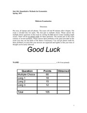SOLUTIONS_stat104midterm_spring2011