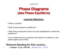 12_MTE 271_Phase Diagrams and the Lever Rule.pdf