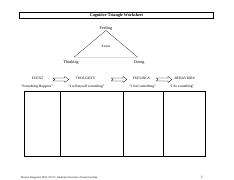 Cognitive Triangle_Worksheet_Coping_and_Processing