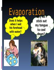 Notes_on_Evaporation.ppt