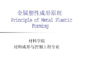 Plastic deformation of metal-Chap1