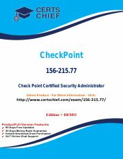 156-215.77 IT Certification Test Material.pdf