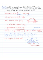 STATS 509 Fall 2014 Assignment 7 Solutions
