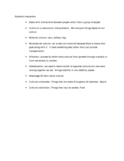 Help on my Sociology Final Exam Essay?