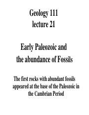 111-L21-Early Paleozoic-2016.ppt