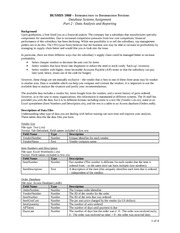 Database Systems Part 2 Assignment - Spring 2011