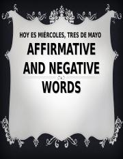 Affirmative_and_Negative_Words