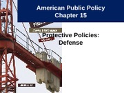 Notes 16 - Protective Policies Part 2