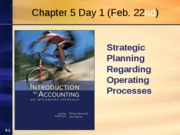 Chapter 5 Day 1 Spring 2010 Revised