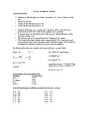 CH110-120 Midterm 2 Review 2010 answers