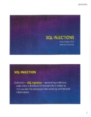 SQLInjections.pdf