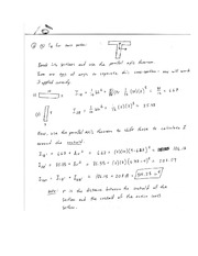 Midterm2 - Problem 2 - Solution