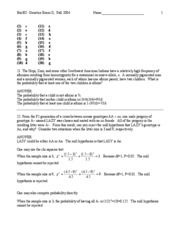Exam 2 -- Fall 2004 -- ANSWERS _do not distribute_