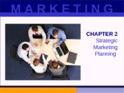 chpt 2 marketing
