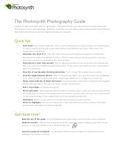 Photosynth Guide v8.pdf