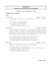 TB_Chapter03 Analysis of Financial Statements