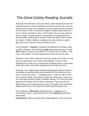 The_Great_Gatsby_Reading_Journals