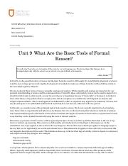 Science 326 __ Unit 9 What Are the Basic Tools of Formal Reason_.pdf