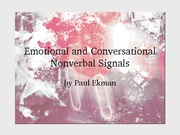 Ekman+-+Emotional+and+Conversational+Nonverbal+Signals