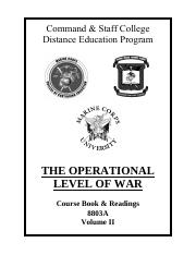 Operational_Level_of_War_Volume_II