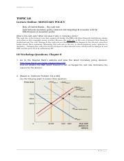 L8. Monetary Policy - Ch 8, Questions _Student_.pdf