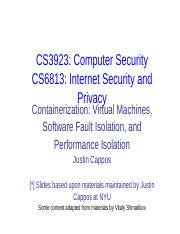 CS392 7- Containerization