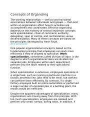 Concepts of Organizing.docx