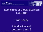egb lecture 1 and2