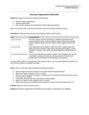eth 125 worksheet 1 Eth 125 week 5 racial diversity historical worksheet   buy solutions:  .