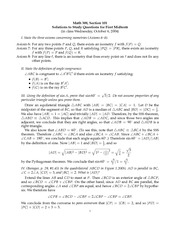 midterm1 study solutions
