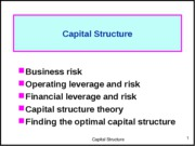 11-Capital-structure