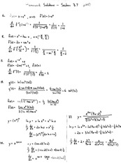MATH 106 Fall 2012 Homework 5 Solutions