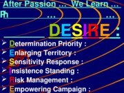 After Passion     We Learn     嚮往 DESIRE